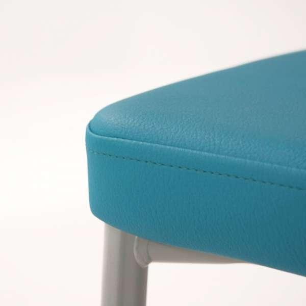 Chaise de cuisine en métal et synthétique - Elli 5 - 5