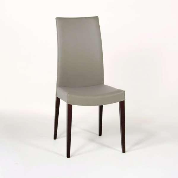 Chaise de salle à manger contemporaine en bois Tortora - 2