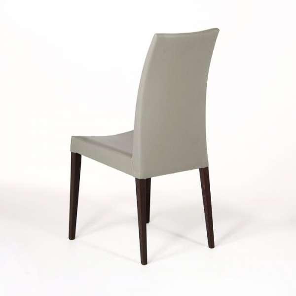Chaise de salle à manger contemporaine en bois Tortora - 3