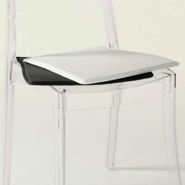 Chaise design Elizabeth Opaque en polycarbonate - 6