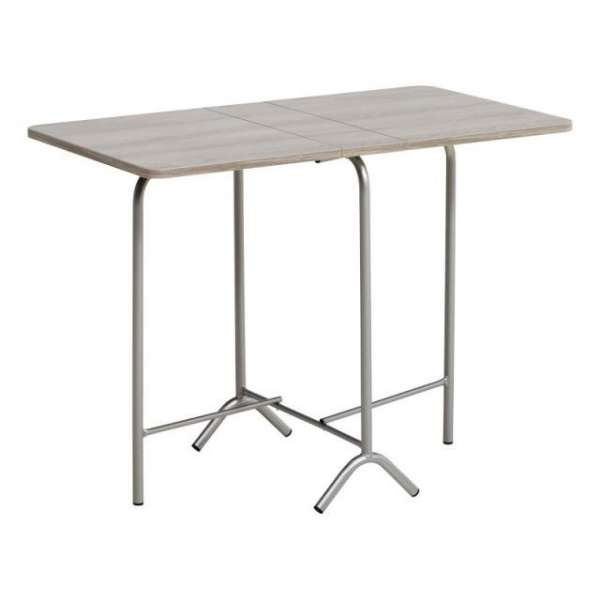 Table d 39 appoint en stratifi 100 x 60 cm tp16 4 pieds for Conforama table pliante cuisine