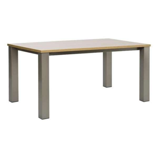Table de cuisine rectangle en stratifié - Quinta 2 - 2