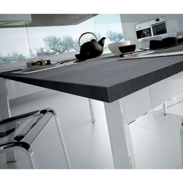 RC - Table design rectangulaire Universe 130 Domitalia® - 2