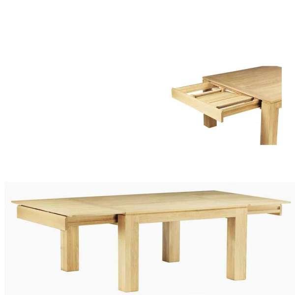 Table contemporaine en chêne Baobab - 6