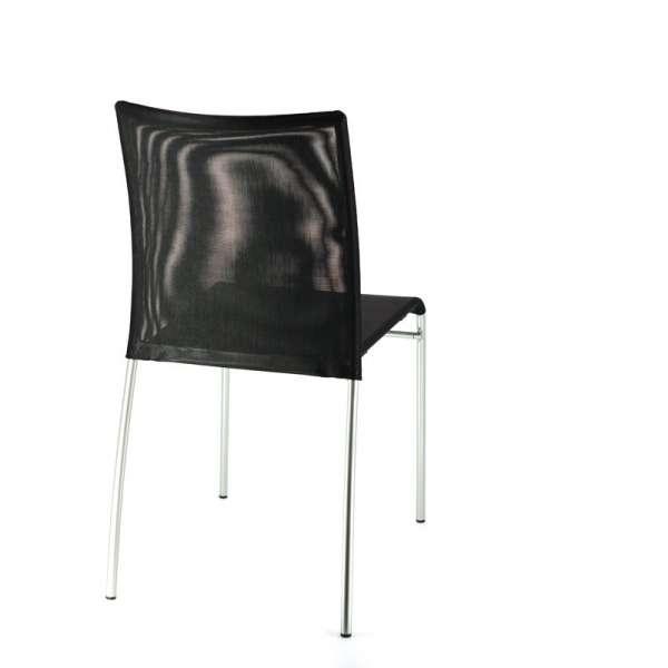Chaise de cuisine en métal et batyline - Jenny 9 - 9