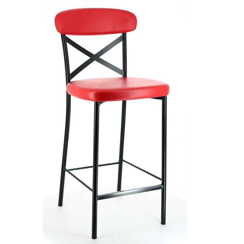 tabouret snack de cuisine calia 4 pieds tables chaises et tabourets. Black Bedroom Furniture Sets. Home Design Ideas
