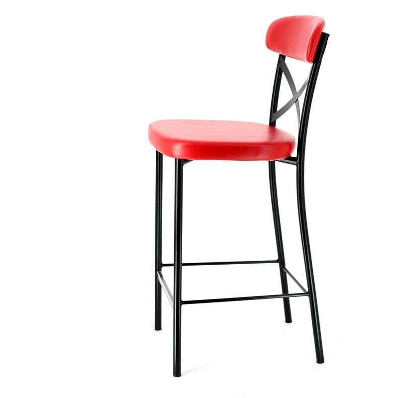 tabouret snack de cuisine calia 4 pieds tables. Black Bedroom Furniture Sets. Home Design Ideas