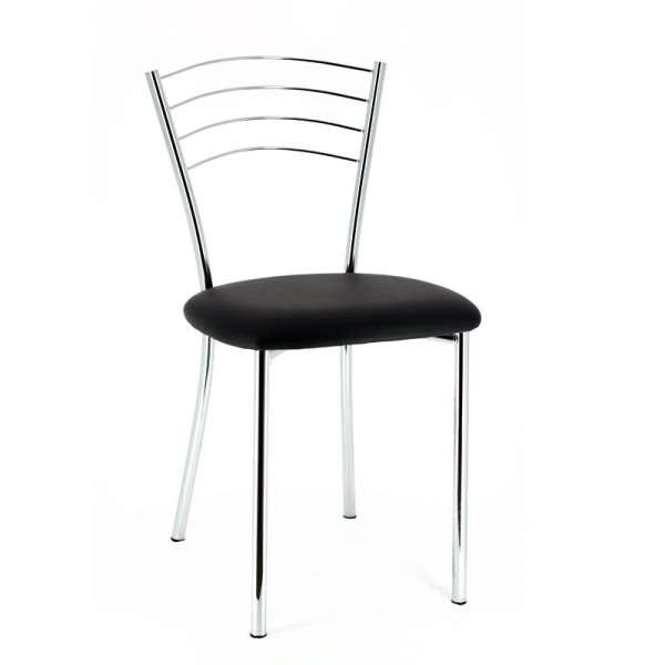 Chaise de cuisine contemporaine en métal - Roma 5 - 5