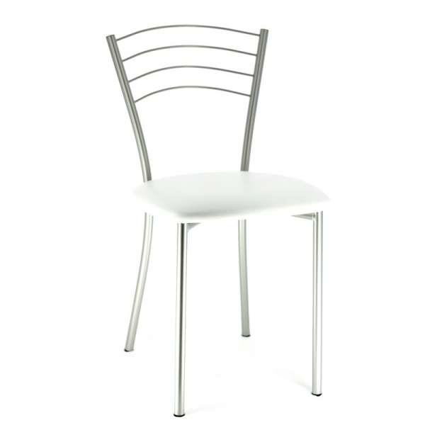 Chaise de cuisine contemporaine en métal - Roma 6 - 6
