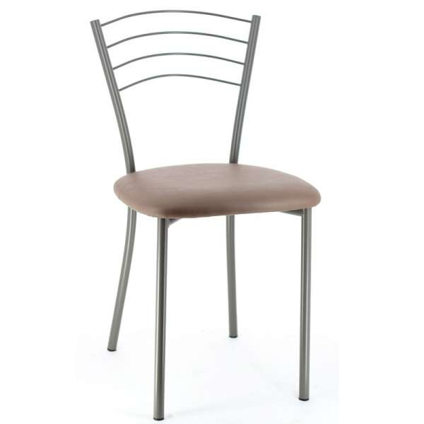 Chaise de cuisine contemporaine en métal - Roma 7 - 7