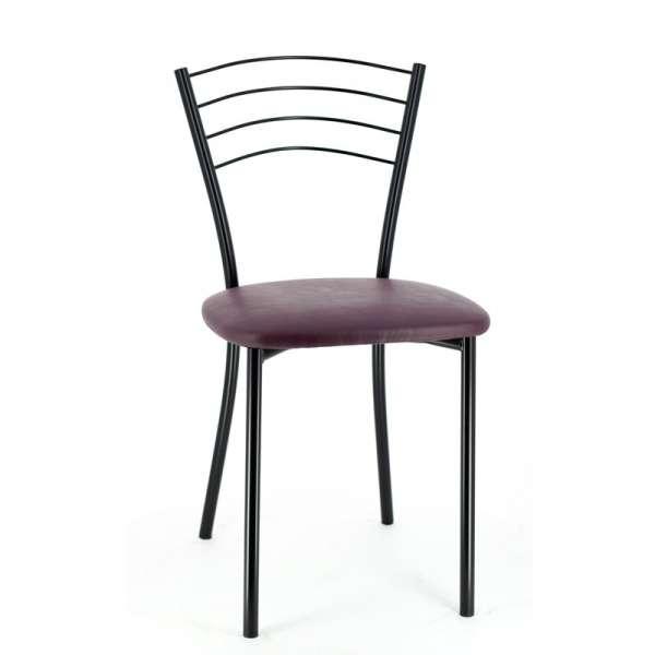 Chaise de cuisine contemporaine en métal - Roma 9 - 9