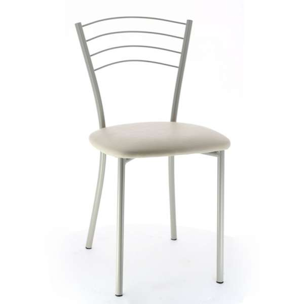 Chaise de cuisine contemporaine en métal - Roma 11 - 11
