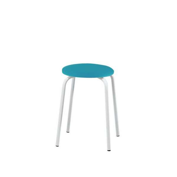 Tabouret bas empilable - 7