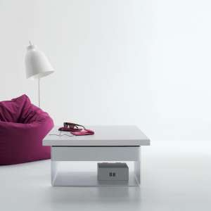 Table basse contemporaine modulable - Vela