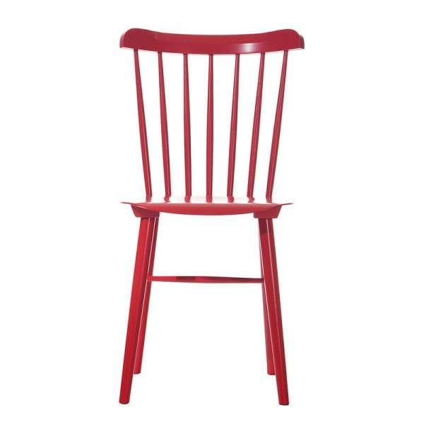 Chaise brasserie en bois - 3