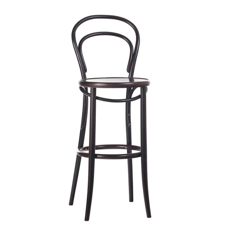 Chaise haute bistrot bois - Tabouret de bar bistrot bois ...