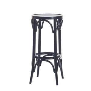 tabouret en bois style bistrot 4 pieds tables chaises et tabourets. Black Bedroom Furniture Sets. Home Design Ideas