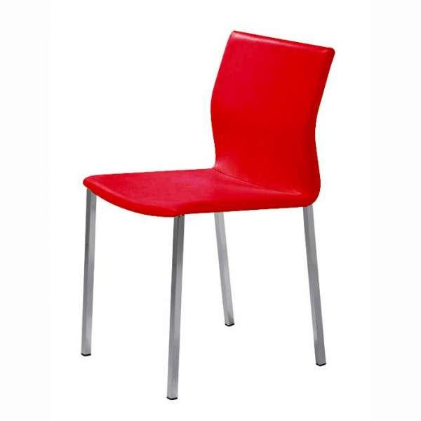 Chaise de cuisine contemporaine en métal - Sierra 3 - 3
