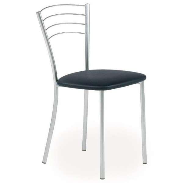 Chaise de cuisine contemporaine en métal - Roma
