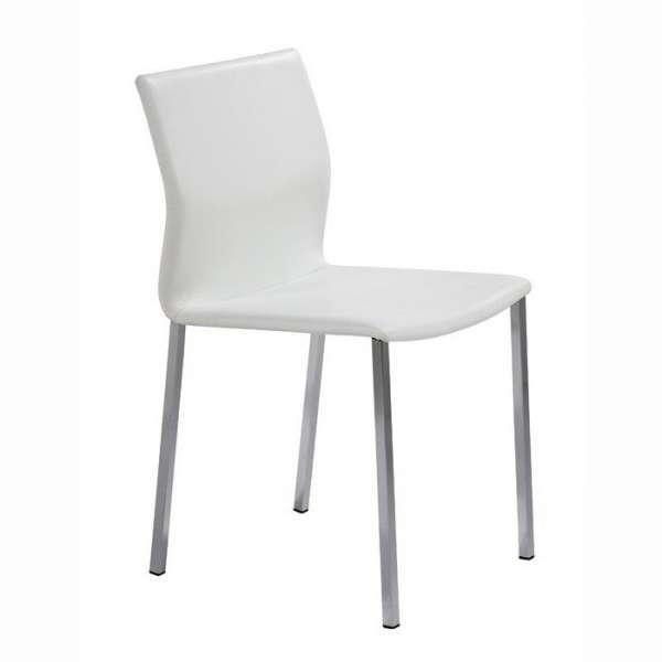 Chaise en métal et synthétique - Sierra