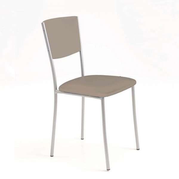Chaise de cuisine en vinyl - Ruby - 2