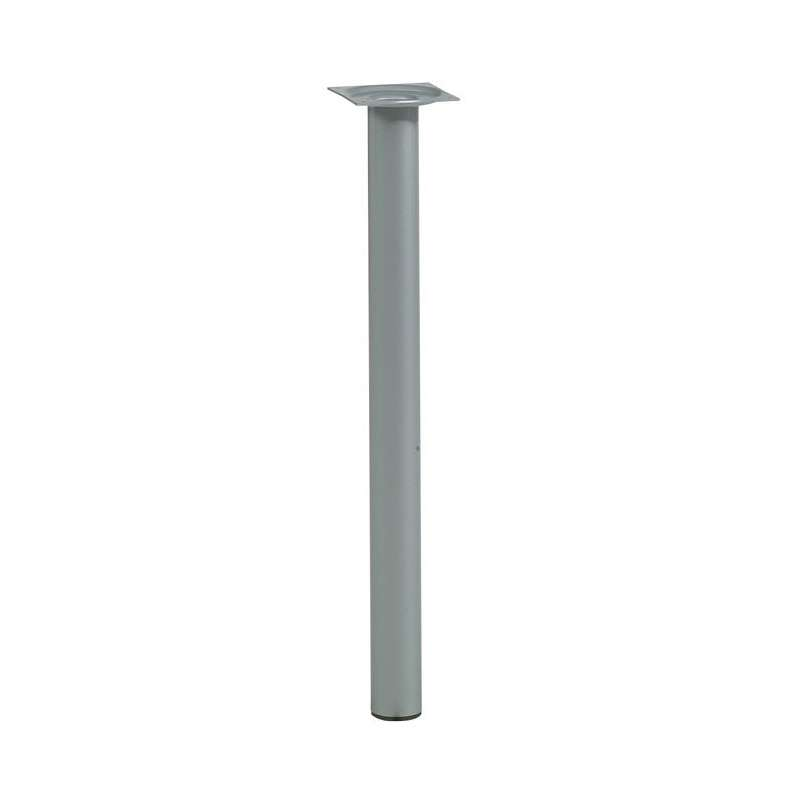 pied de table pour cuisine hauteur 75 cm l 39 unit 4. Black Bedroom Furniture Sets. Home Design Ideas