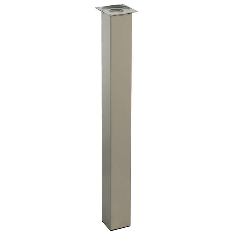 Pi tement pour table de cuisine hauteur 90 cm l 39 unit - Pied de table hauteur 90 ...