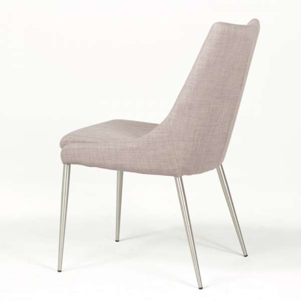 Chaise contemporaine en tissu - Debby 8 - 8