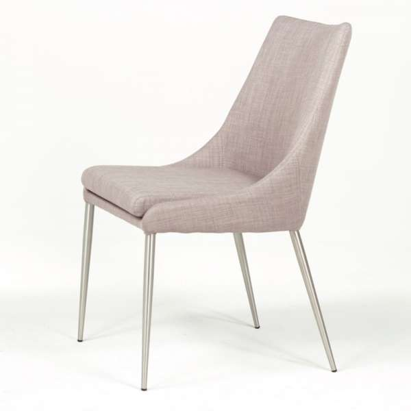 Chaise contemporaine en tissu - Debby 9 - 9
