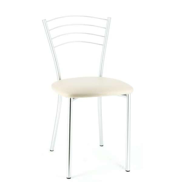 Chaise de cuisine contemporaine en métal - Roma 15 - 15