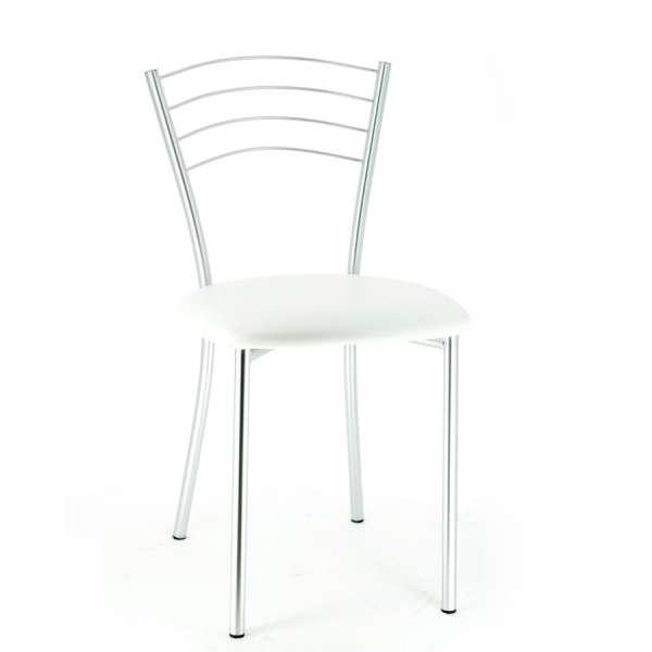 Chaise de cuisine contemporaine en métal - Roma 16 - 16