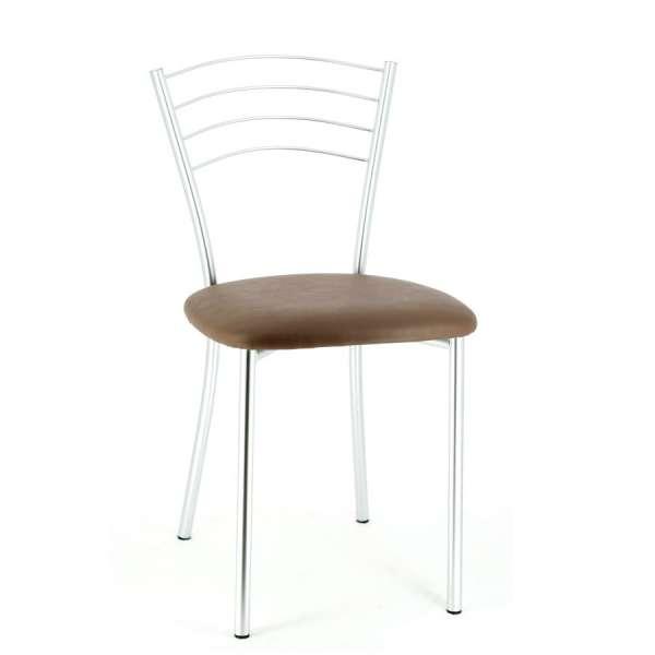 Chaise de cuisine contemporaine en métal - Roma 18 - 18
