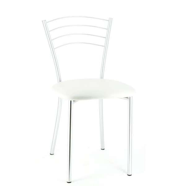 Chaise de cuisine contemporaine en métal - Roma 19 - 19