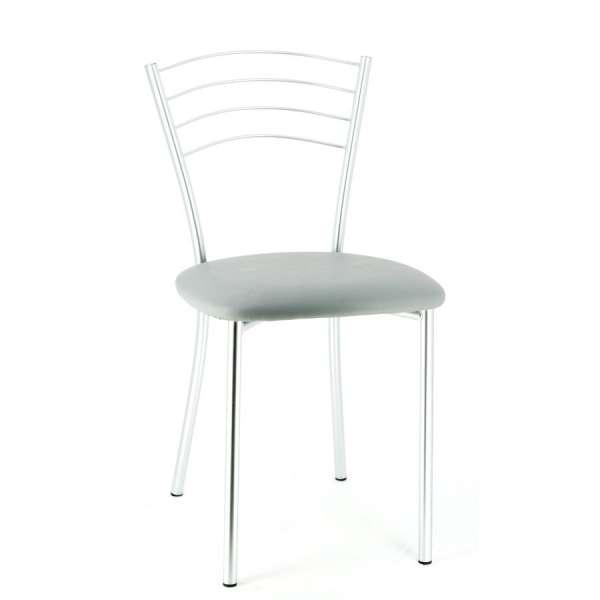 Chaise de cuisine contemporaine en métal - Roma 20 - 20