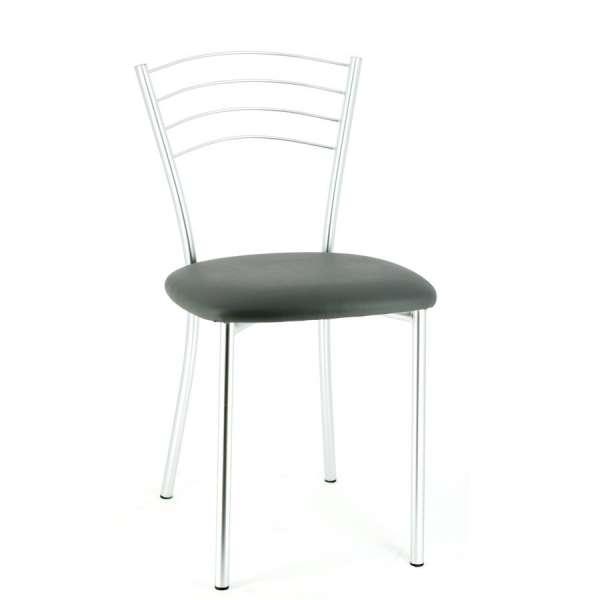 Chaise de cuisine contemporaine en métal - Roma 21 - 21