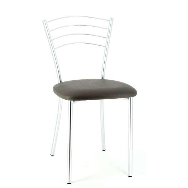 Chaise de cuisine contemporaine en métal - Roma 23 - 23