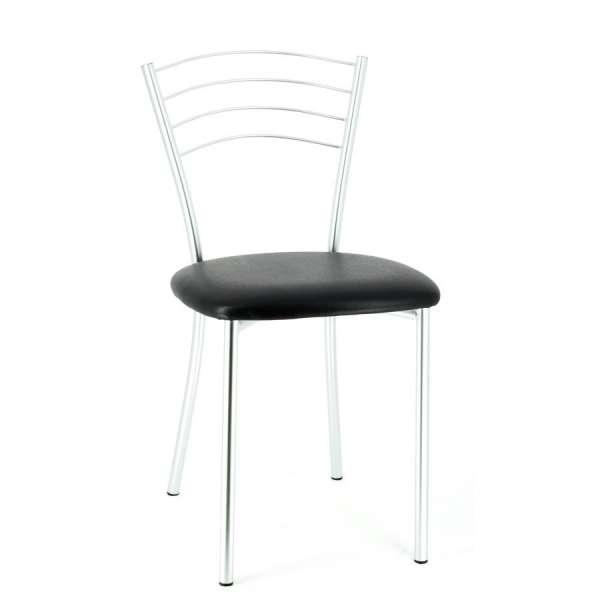 Chaise de cuisine contemporaine en métal - Roma 24 - 24