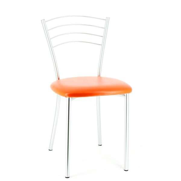 Chaise de cuisine contemporaine en métal - Roma 25 - 25