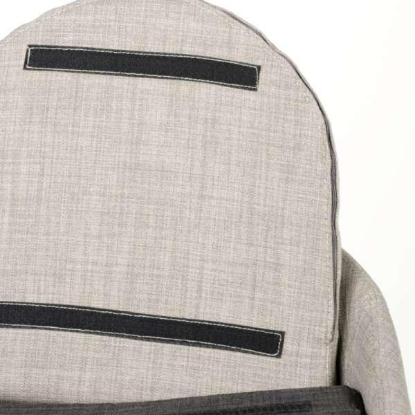 Tabouret snack contemporain hauteur 65 cm - Davon 12 - 13
