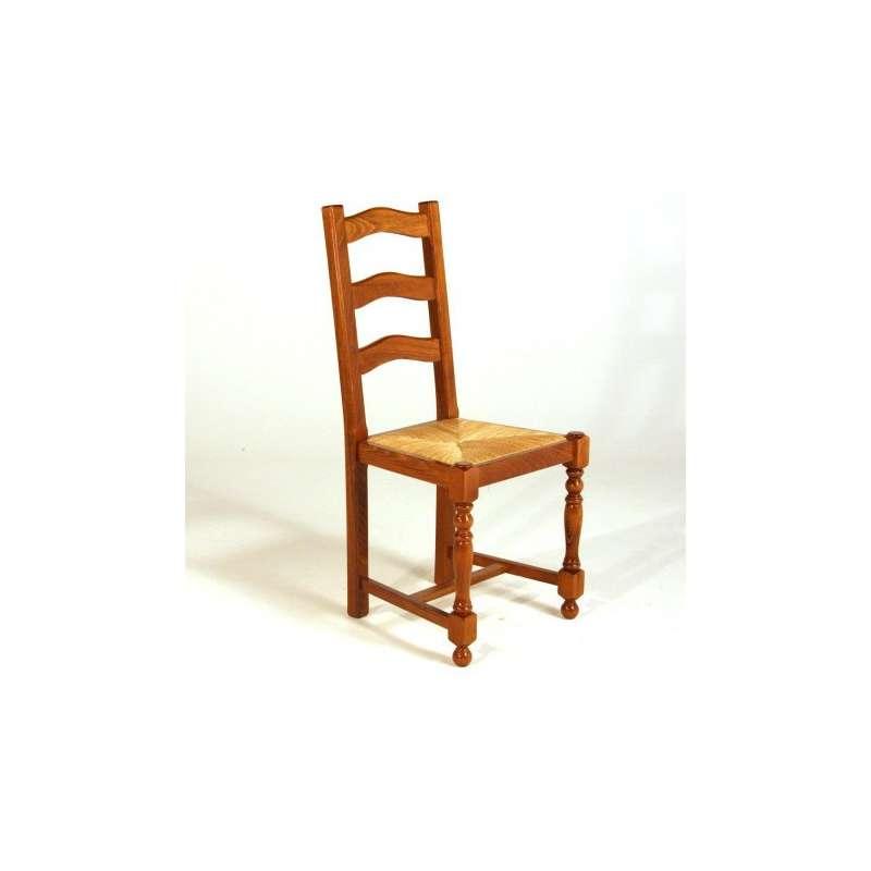 chaise de salle manger en bois et tissu anthracite cabaret tek pictures to pin on pinterest. Black Bedroom Furniture Sets. Home Design Ideas