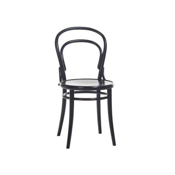 Chaise bistrot en bois 14