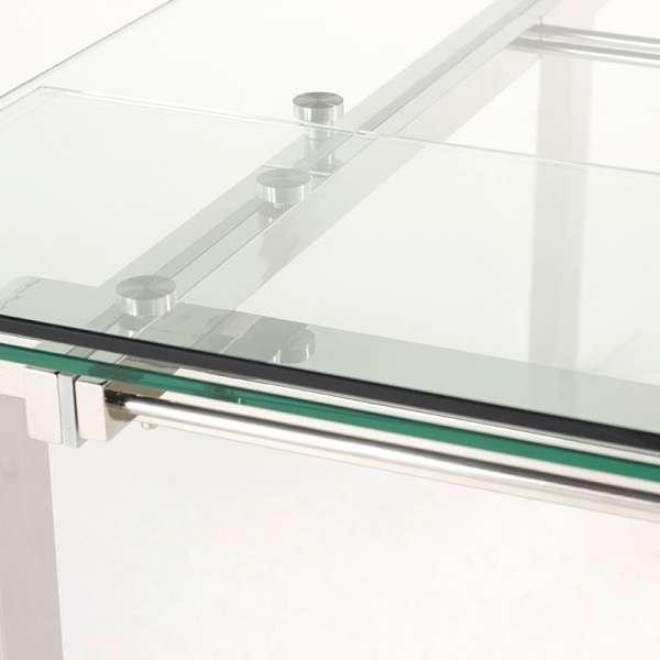 Table design en verre extensible Tanina Midj® - 7