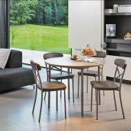 Table ronde cuisine 60 cm acheter en ligne table ronde for Acheter cuisine en ligne