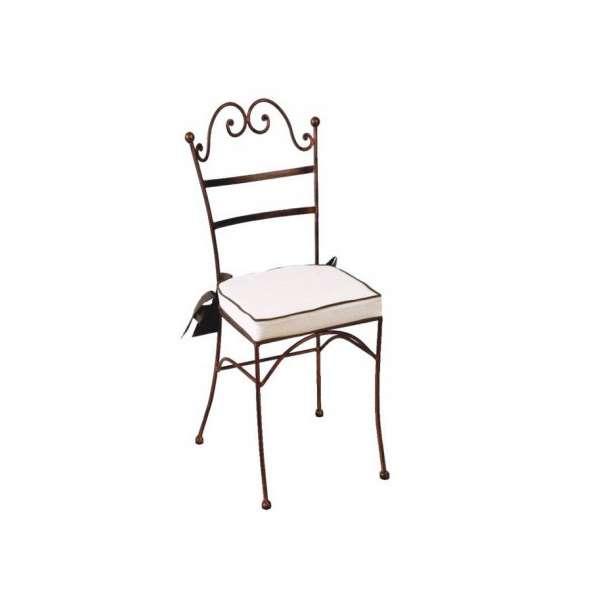 achat de chaises en fer forg 4 pieds. Black Bedroom Furniture Sets. Home Design Ideas