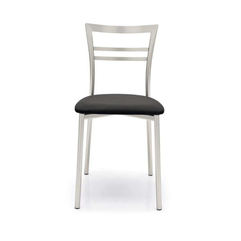 Chaise cuisine metal gris avec des id es int ressantes pour la conception de la - Chaise de cuisine jaune ...