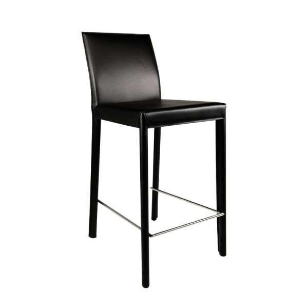 Tabouret snack design dilan 4 pieds tables chaises et tabourets - Tabouret de bar a 4 pieds ...