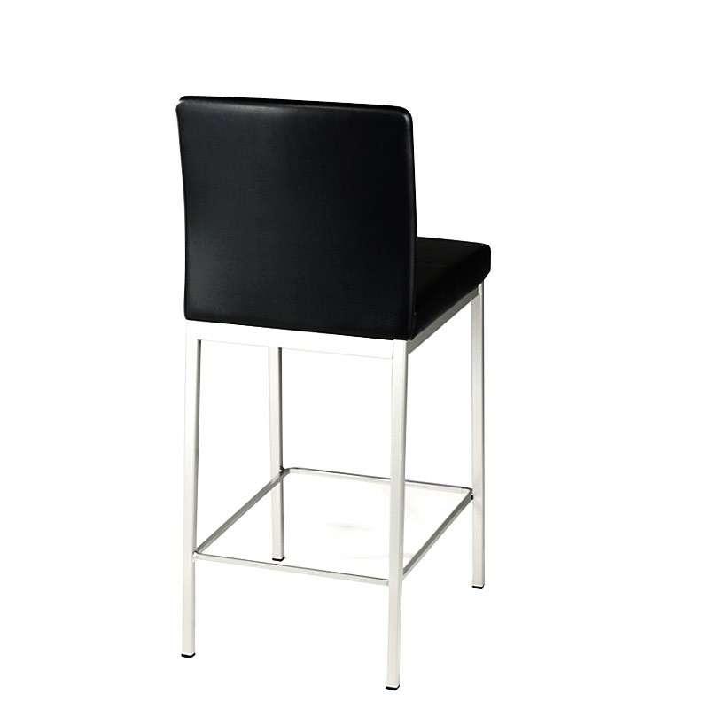 tabouret snack de cuisine en m tal villa 4 pieds tables chaises et tabourets. Black Bedroom Furniture Sets. Home Design Ideas