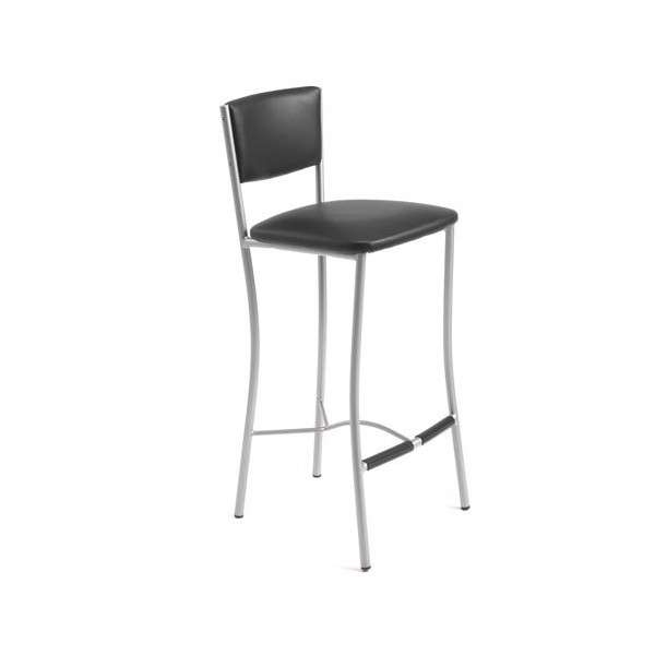 tabouret de bar de cuisine en m tal ruby 4 pieds tables chaises et tabou. Black Bedroom Furniture Sets. Home Design Ideas