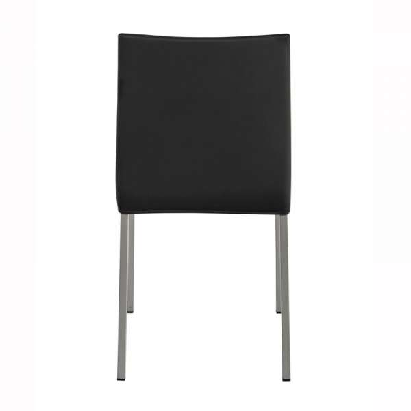 Chaise de cuisine en vinyl et métal - Gaudi 3 - 3