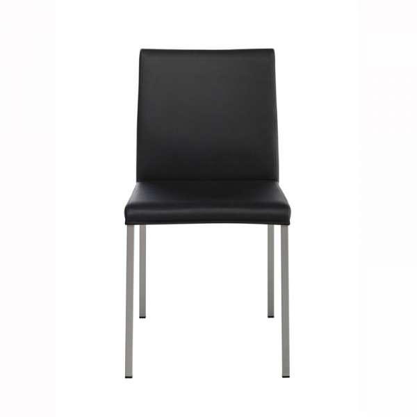 Chaise de cuisine en vinyl et métal - Gaudi 4 - 4